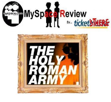 MySpace_TheHolyRomanArmy
