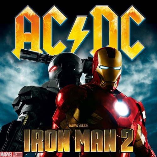 AC/DC – IRON MAN 2 (Soundtrack Review) | 'Ticket's There