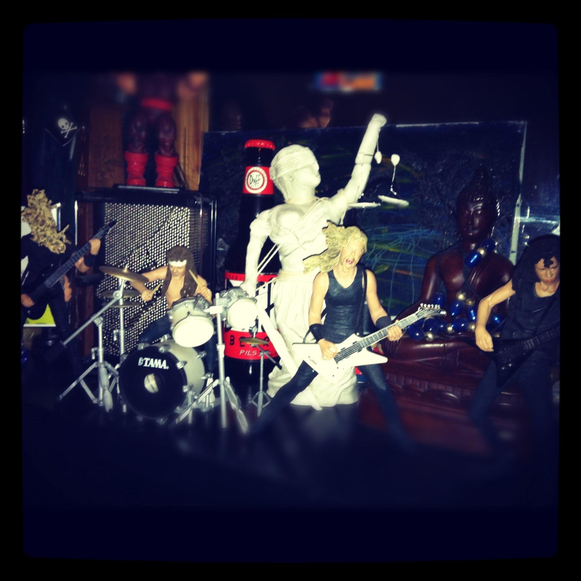 METALLICA: Damaged Justice 88/89 Tour – Lady Justice (Doris