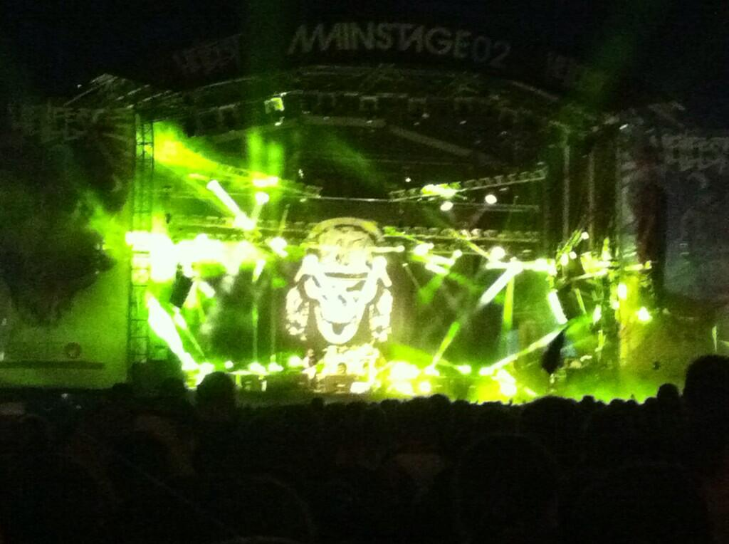 Review: Hellfest 2014 June 20th – 22nd (Clisson, France