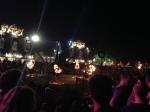 Fire Displays @ Night