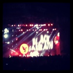 Black Sabbath @ Hellfest 2014 - wouldn't be a headliner without a terrible photo