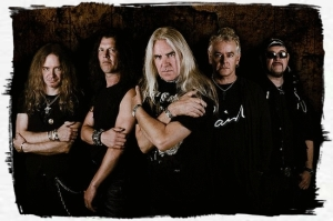 Saxon band photo